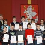 2010  Vilniaus rotuse 8